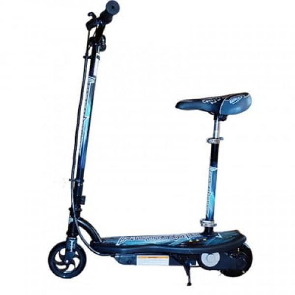 Электрический скутер scooter CD10-S 120W 24V/4,5Ah SLA (с сиденьем) фото